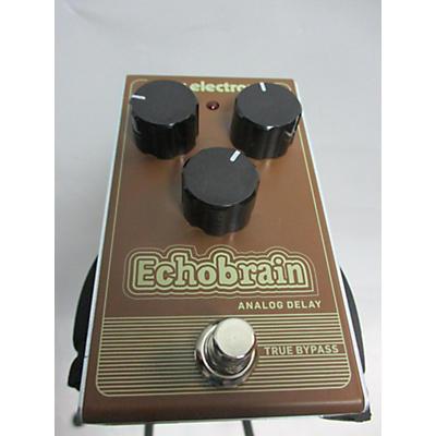 TC Electronic Echobrain Analog Delay Effect Pedal