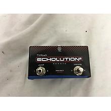 Pigtronix Echolution 2 Remote Pedal