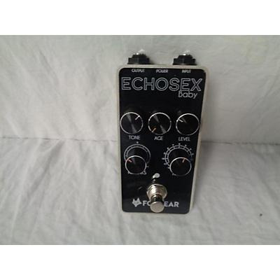 FoxGear Echosex Baby Effect Pedal