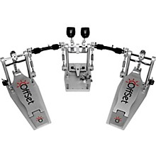 OffSet Eclipse Double Bass Drum Pedal