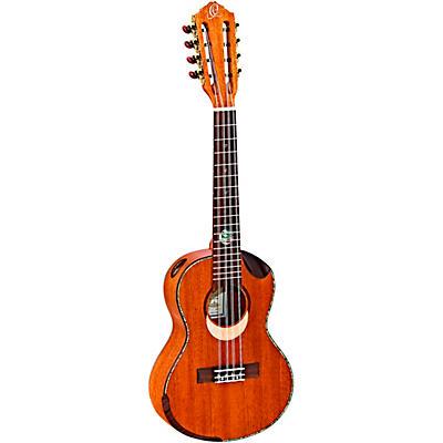 Ortega Eclipse Series ECLIPSE-TE8 8-String Tenor Ukulele