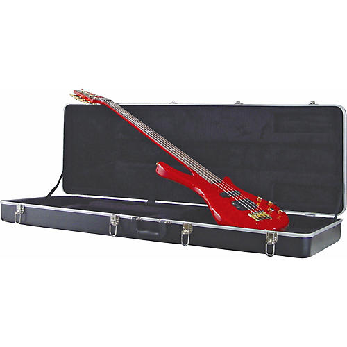 Musician's Gear Economy Molded Electric Bass Case