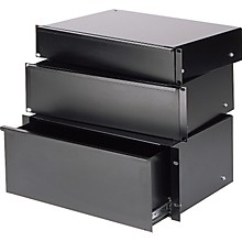 Open Box Raxxess Economy Sliding Rack Drawer
