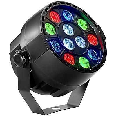 Stagg Ecopar XS Spotlight with 12 x 1-watt R/G/B/W LED's