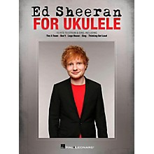 Hal Leonard Ed Sheeran for Ukulele