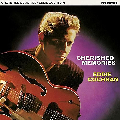 Alliance Eddie Cochran - Cherished Memories + 4 Bonus Tracks