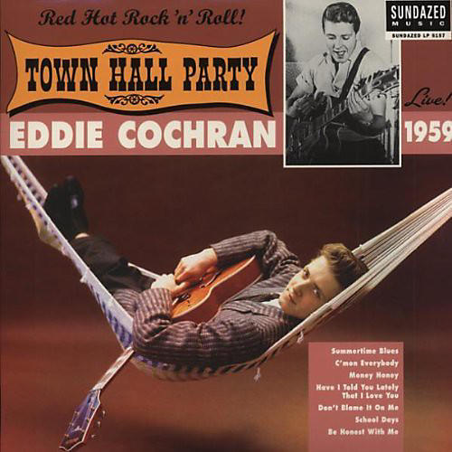 Alliance Eddie Cochran - Live at Town Hall Party 1959