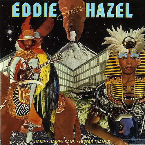 Alliance Eddie Hazel - Game Dames & Guitar Thangs