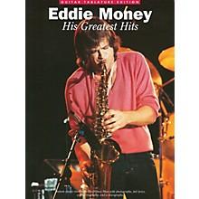 Music Sales Eddie Money - His Greatest Hits (Guitar Tab) Music Sales America Series Softcover by Eddie Money