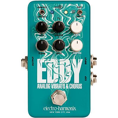 Electro-Harmonix Eddy Analog Vibrato & Chorus Effects Pedal