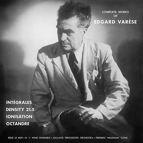 Alliance Edgar Varese - Complete Works