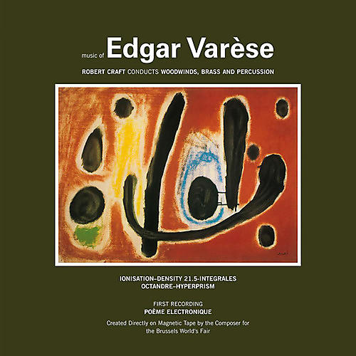 Alliance Edgar Varese - Music Of Edgar Varese 1