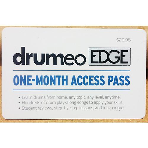Drumeo Edge Membership Card - One Month