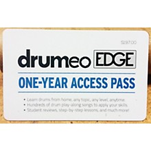 Drumeo Edge Membership Card - One Year