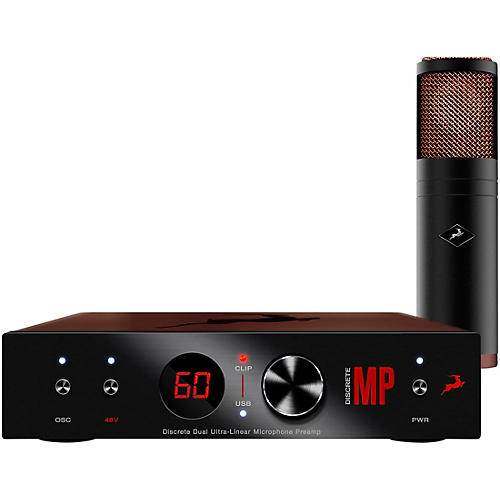 Antelope Audio Edge Strip Preamp and Microphone Package