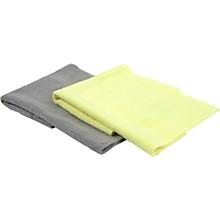 MusicNomad Edgeless Microfiber Drum Detailing Towels - 2 pack