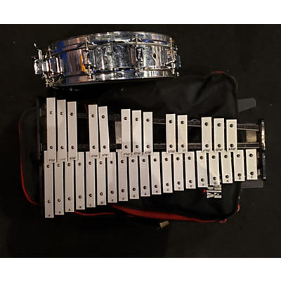 Ludwig Educational Student Snare And Bell Kit