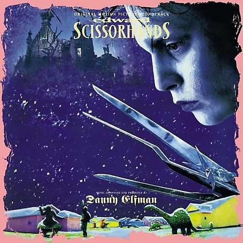 Alliance Edward Scissorhands (Original Soundtrack)