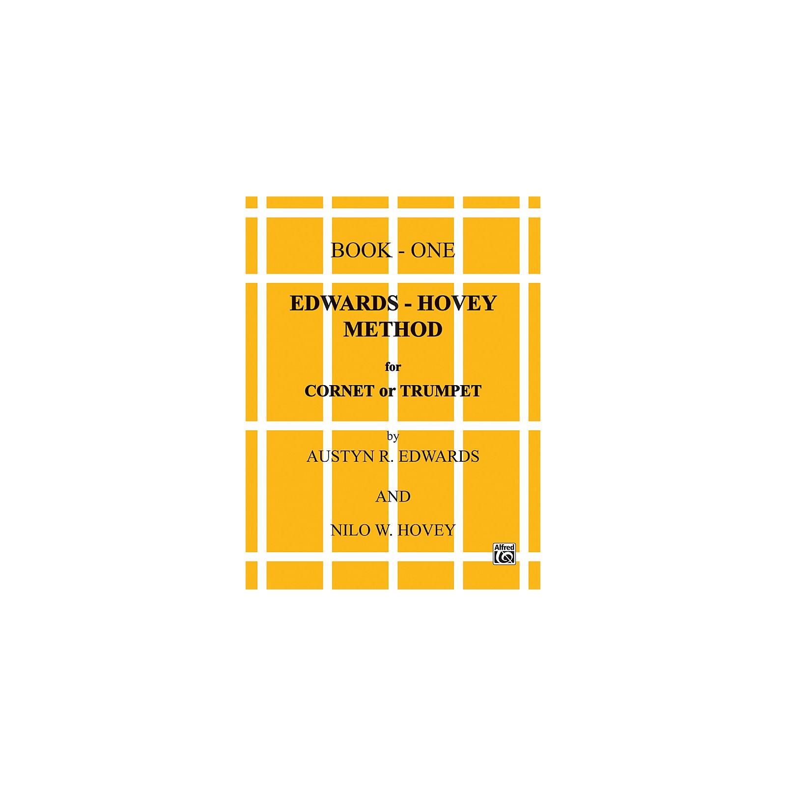 Alfred Edwards-Hovey Method for Cornet or Trumpet Book I