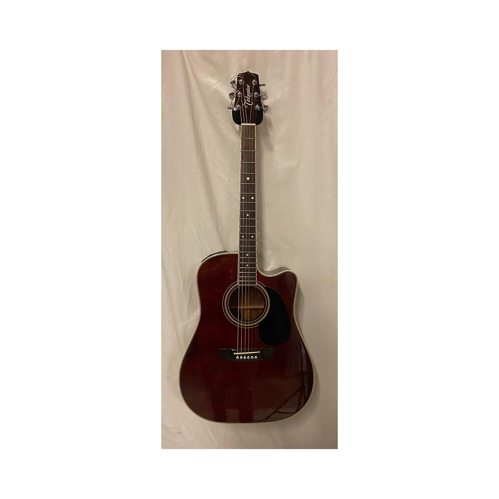 Takamine Ef325src Acoustic Electric Guitar