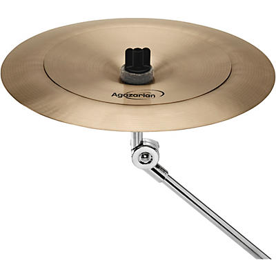 Agazarian Effects Cymbal Stack