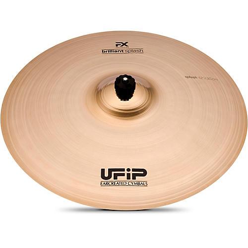 UFIP Effects Series Brilliant Splash Cymbal