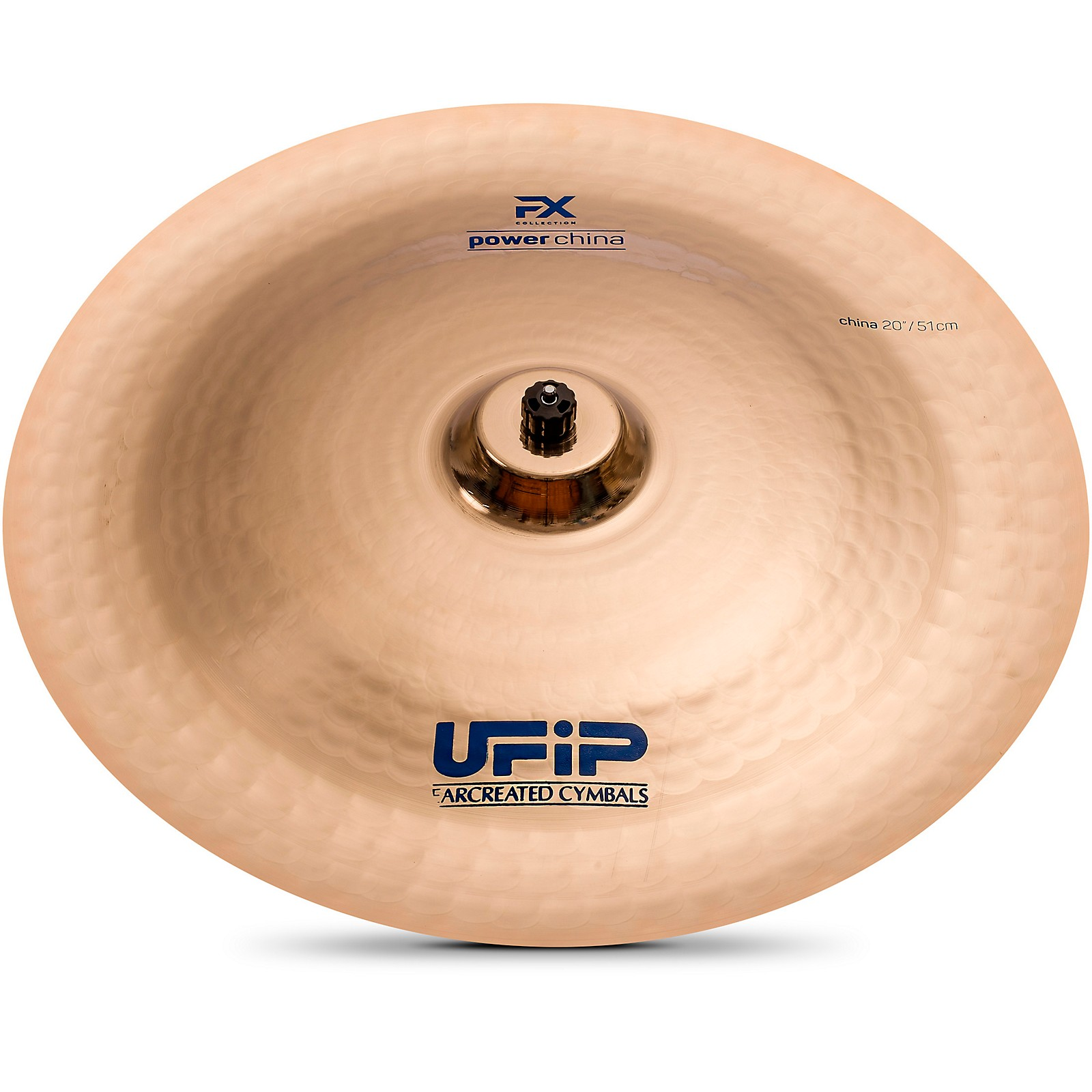 UFIP Effects Series Power China Cymbal