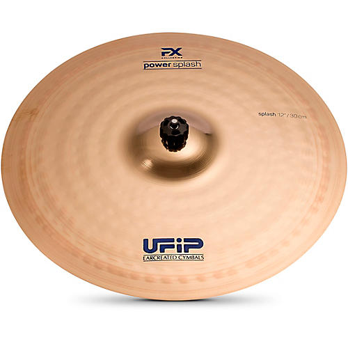 UFIP Effects Series Power Splash Cymbal