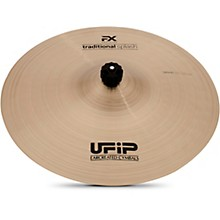 UFIP Effects Series Traditional Light Splash Cymbal