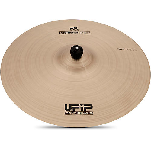 ufip effects series traditional light splash cymbal 12 in musician 39 s friend. Black Bedroom Furniture Sets. Home Design Ideas