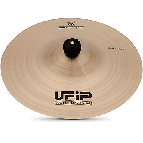 ufip effects series traditional light splash cymbal 8 in musician 39 s friend. Black Bedroom Furniture Sets. Home Design Ideas