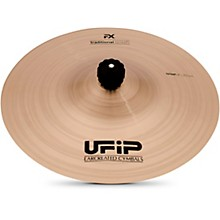 UFIP Effects Series Traditional Medium Splash Cymbal