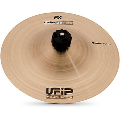 UFIP Effects Series Traditional Splash Cymbal