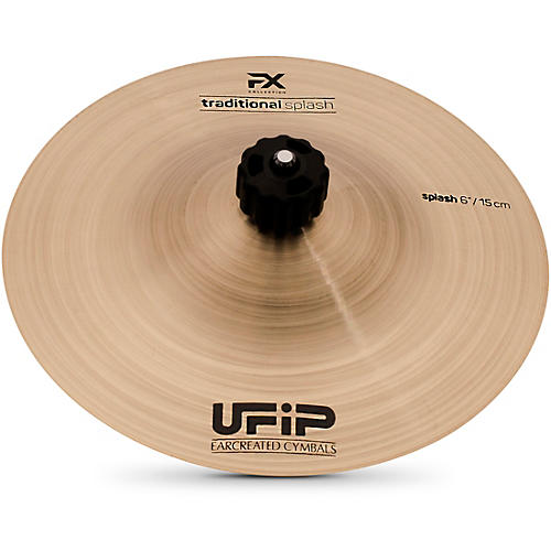 ufip effects series traditional splash cymbal 6 in musician 39 s friend. Black Bedroom Furniture Sets. Home Design Ideas