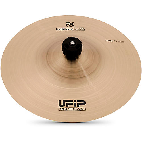UFIP Effects Series Traditional Splash Cymbal 7 in.