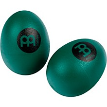 Egg Shaker (Pair) Green