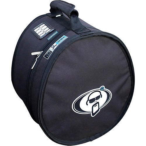 Protection Racket Egg Shaped Fast Tom Case 13 x 10 in. Black