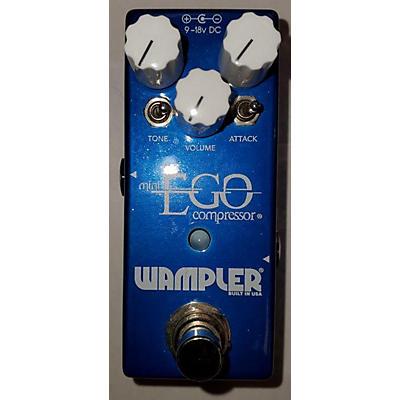 Wampler Ego Mini Compressor Effect Pedal