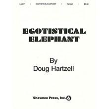 Hal Leonard Egotistical Elephant Bass Clef Instrument Bass