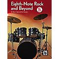 Alfred Eighth-Note Rock and Beyond by Glen Ceglia with Dom Famularo (Book/CD) thumbnail