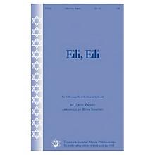 Transcontinental Music Eili, Eili SAB A Cappella arranged by Rena Shapiro