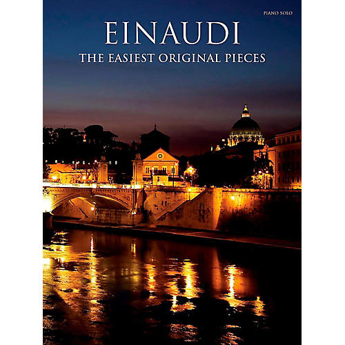 Hal Leonard Einaudi - The Easiest Original Pieces for Piano Solo