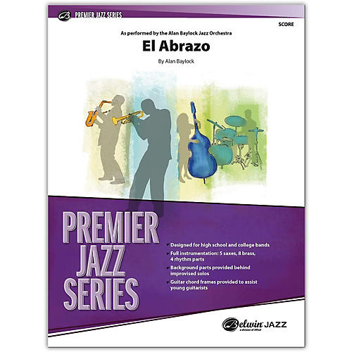 BELWIN El Abrazo Conductor Score 4 (Medium Advanced / Difficult)