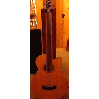 Epiphone El Capitan-C5/FL Acoustic Bass Guitar
