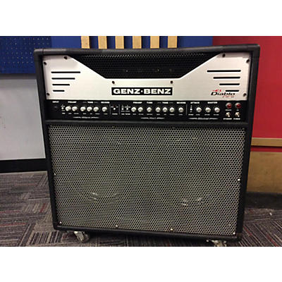 Genz Benz El Diablo 100 Tube Guitar Combo Amp