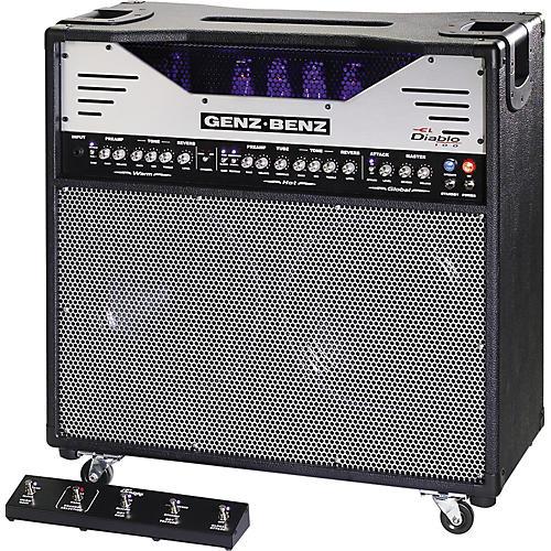 Genz Benz El Diablo 100W 2x12 Guitar Combo Amp