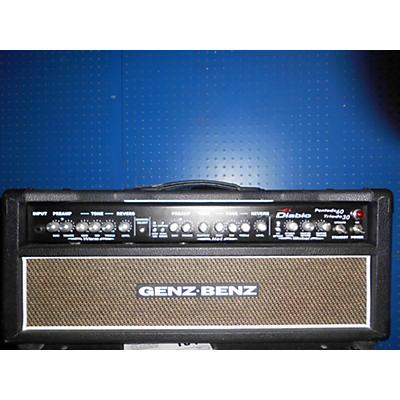 Genz Benz El Diablo 60/30 Solid State Guitar Amp Head