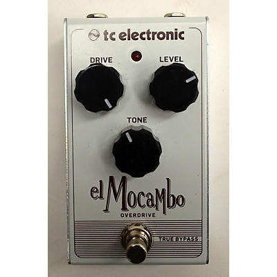 TC Electronic El Mocambo Overdrive Effect Pedal