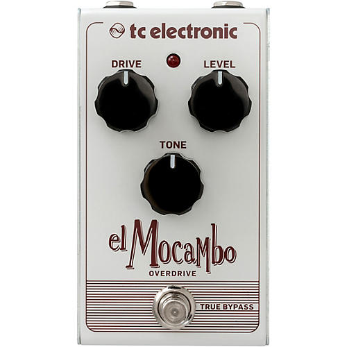TC Electronic El Mocambo Overdrive Effects Pedal