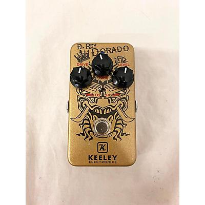 Keeley El Rey Dorado Effect Pedal